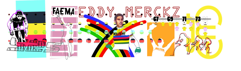 Eddie Merckz poster